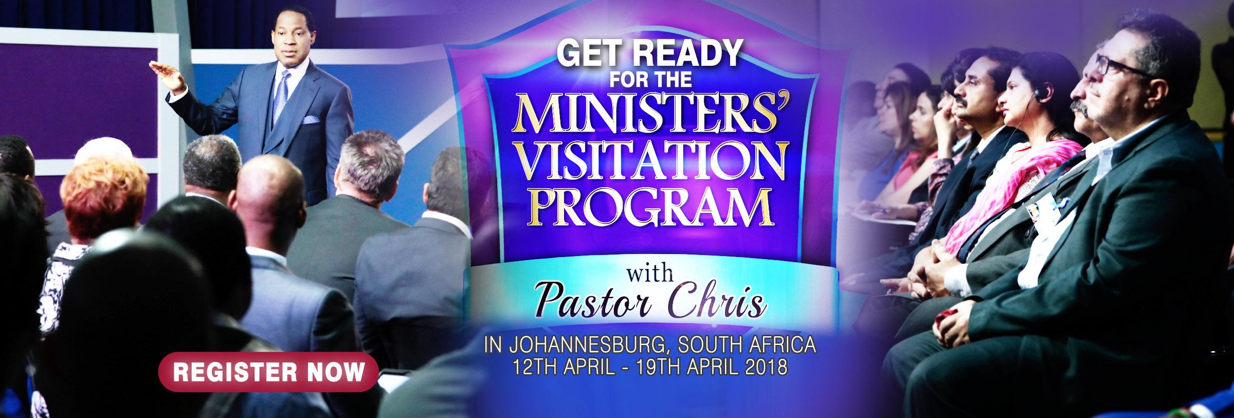 Ministers Visitation Program