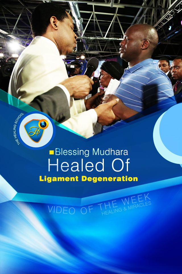 Healed of ligament degeneration