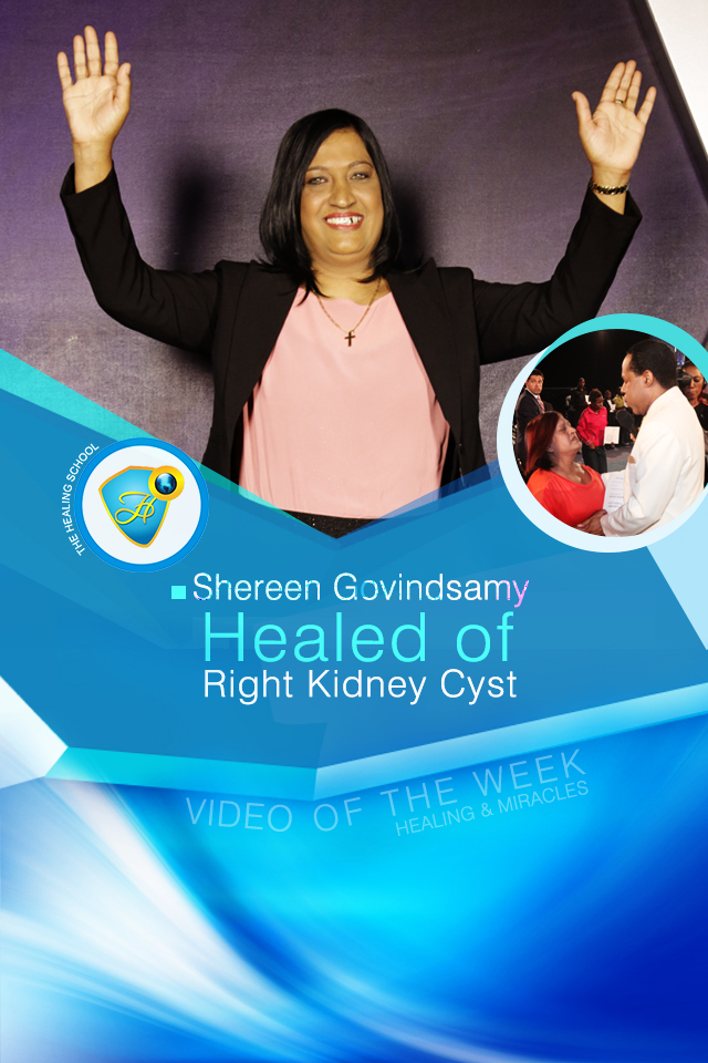 Healed of ovarian cyst and peptic ulcer disease