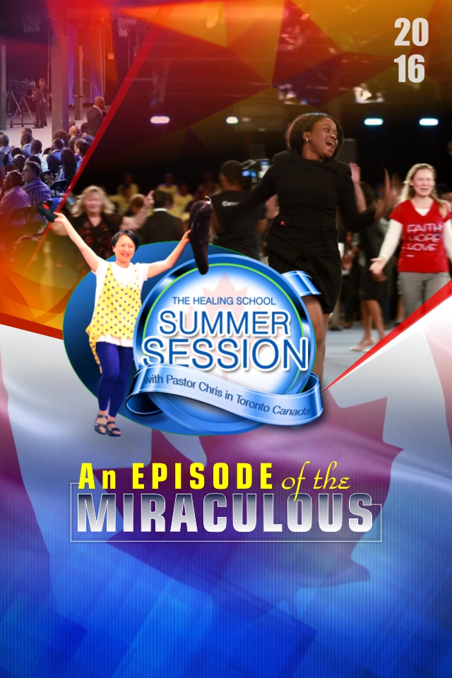 An Episode of the Miraculous at the Second Healing Service