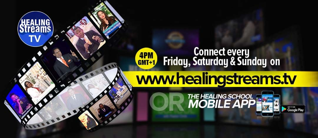 Healing Streams TV