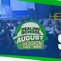 Pastor Chris invites you to Miracle Healing and Impartation Services