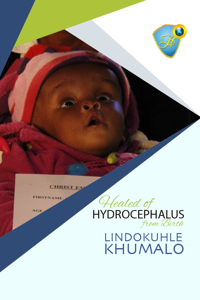 Healed of hydrocephalus