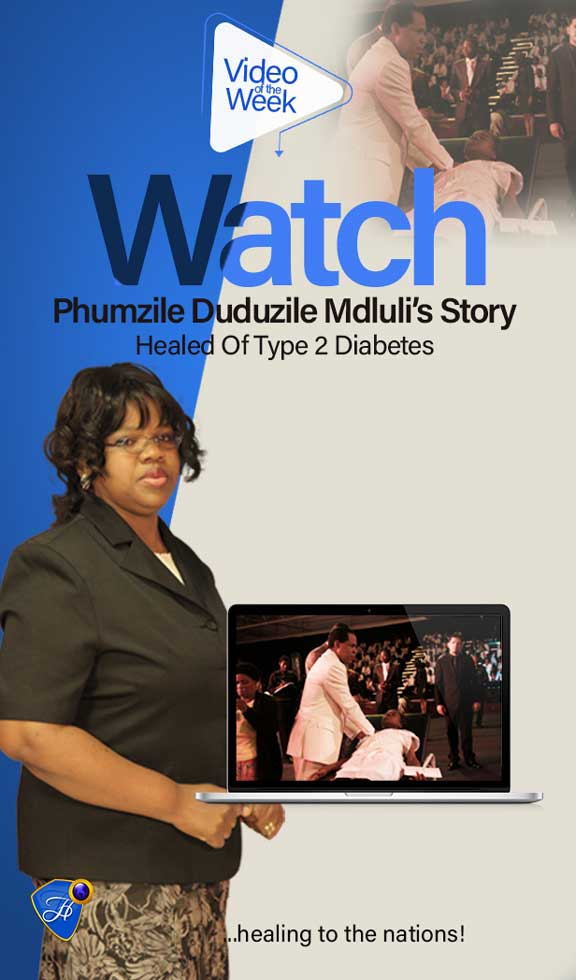 Phumzile Mdluli's Inspiring Story – Healed of Type 2 Diabetes
