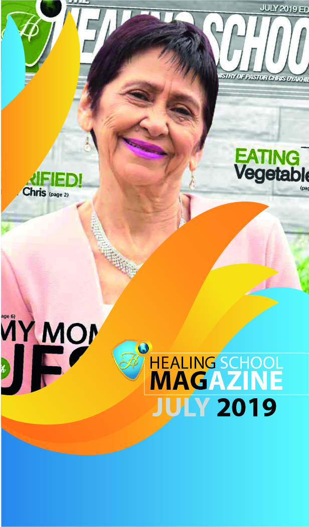 The Healing School Magazine - July 2019 Edition